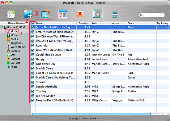 How To Transfer Music From Mac To Iphone