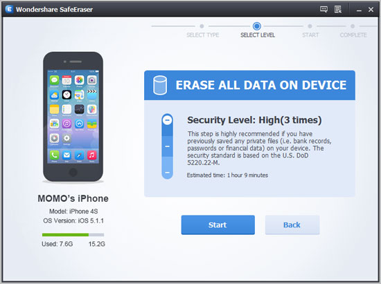 remove data from iphone how to delete all contacts on iphone 5s 5c 5 4s 4 7052