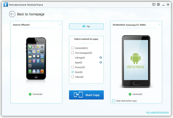transfer music from iphone to android how to transfer from iphone to android 2539